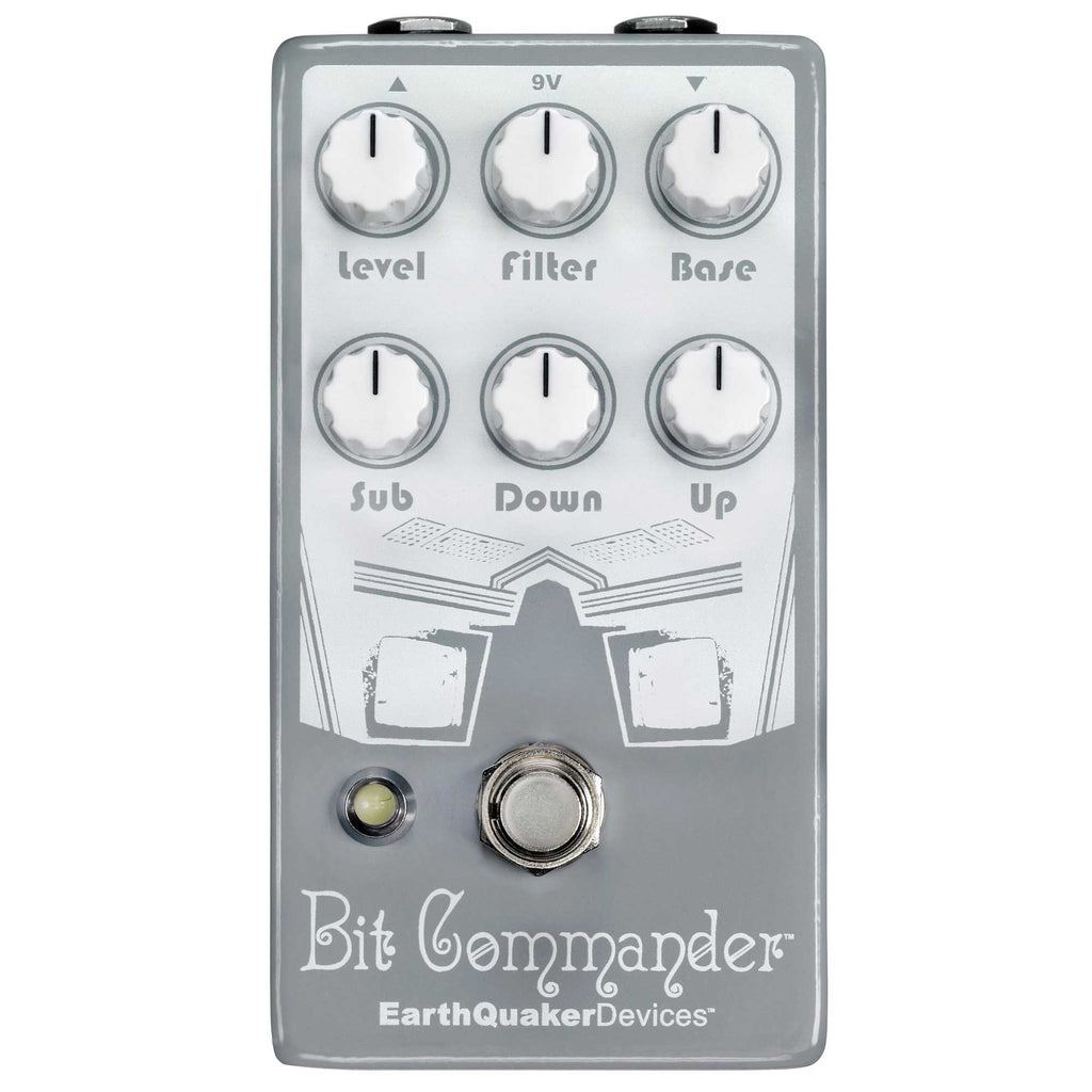 EarthQuaker Devices Bit Commander V2 - Four Octave Synthesizer Pedal