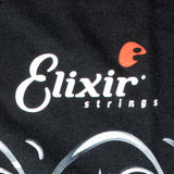 Elixir Stylized 'e' Pre-Shrunk Cotton Short Sleeve T-Shirt (Size Medium)