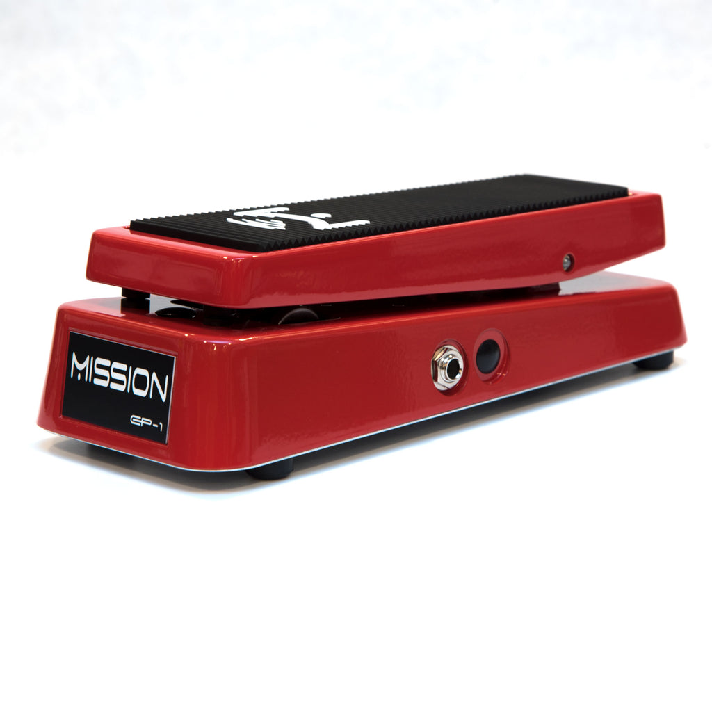 Mission Engineering EP1 Expression Pedal Red Chassis