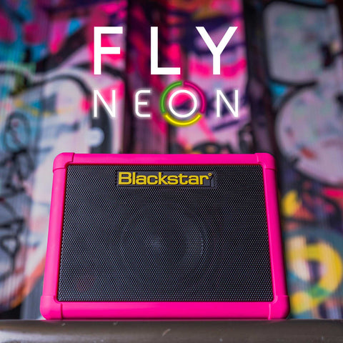 Blackstar Fly 3 Neon Pink Special Edition Guitar Amp