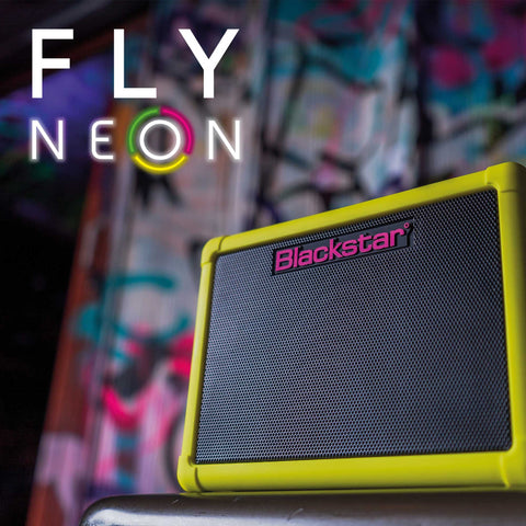 Blackstar Fly 3 Neon Yellow Special Edition Guitar Amp