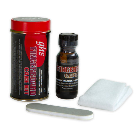 GHS A77 Fingerboard Cleaner/Conditioner/Fret Buffer Care Kit