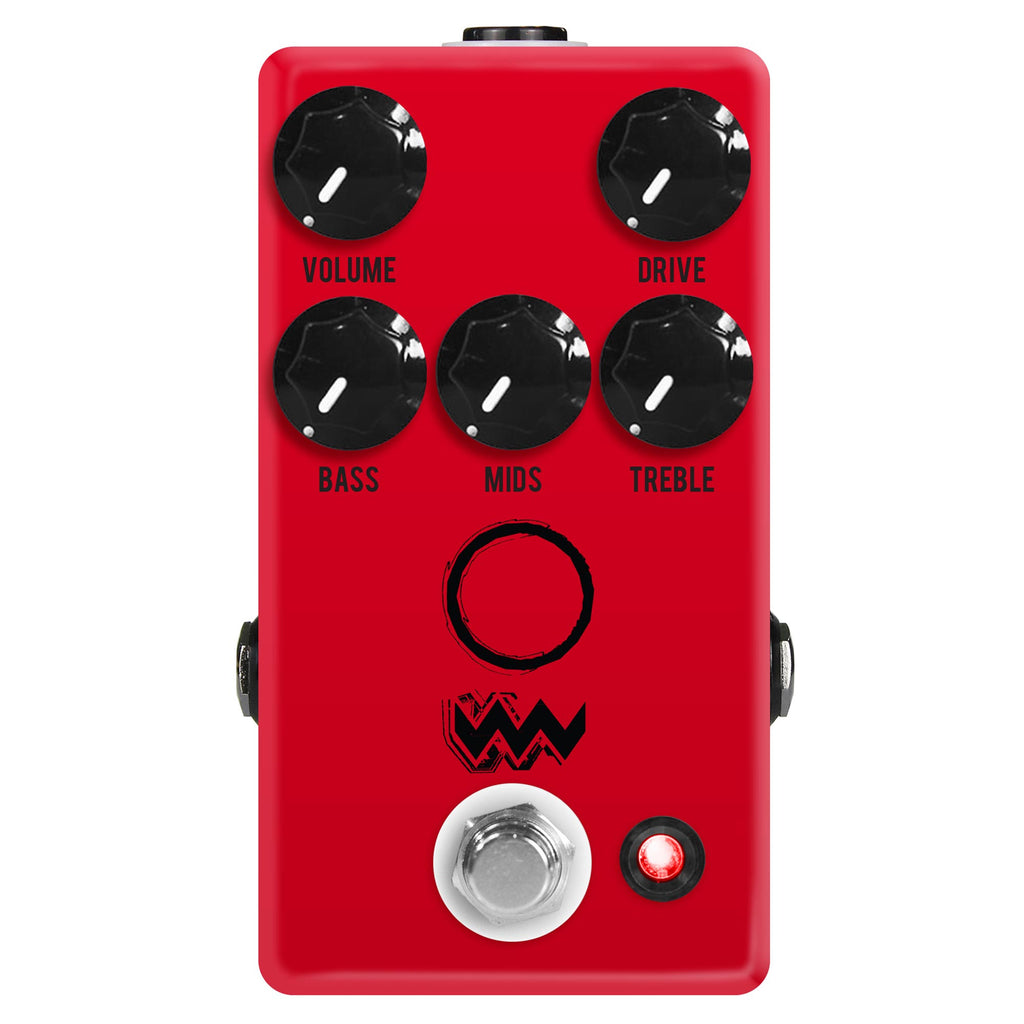 JHS Pedals Angry Charlie V3 Volume/Overdrive/Dirt Pedal