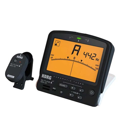 Korg WR01 Wi-Tune Wireless Chromatic Instrument Tuner