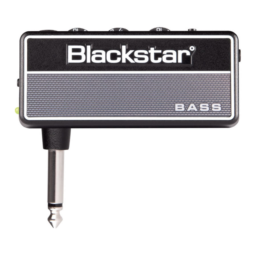 Blackstar amPlug2 FLY Bass Headphone Amp: Three Channels, Six Rhythm Loops