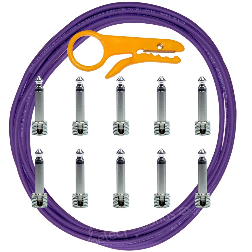 lava soldered patch cable kit