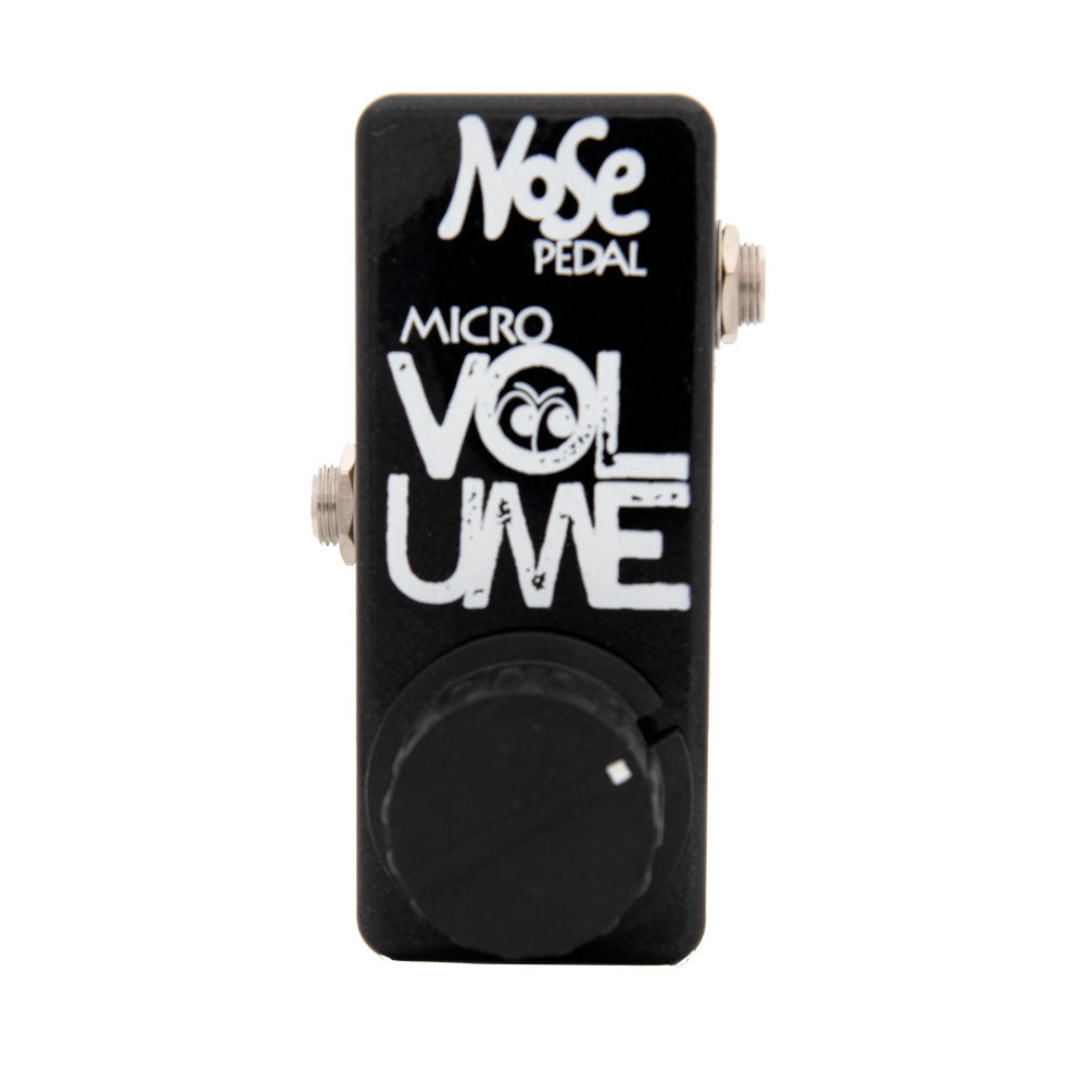Nose Micro Volume Black-Out Pedal - Guitar Pedal Board Volume Control (CMV)