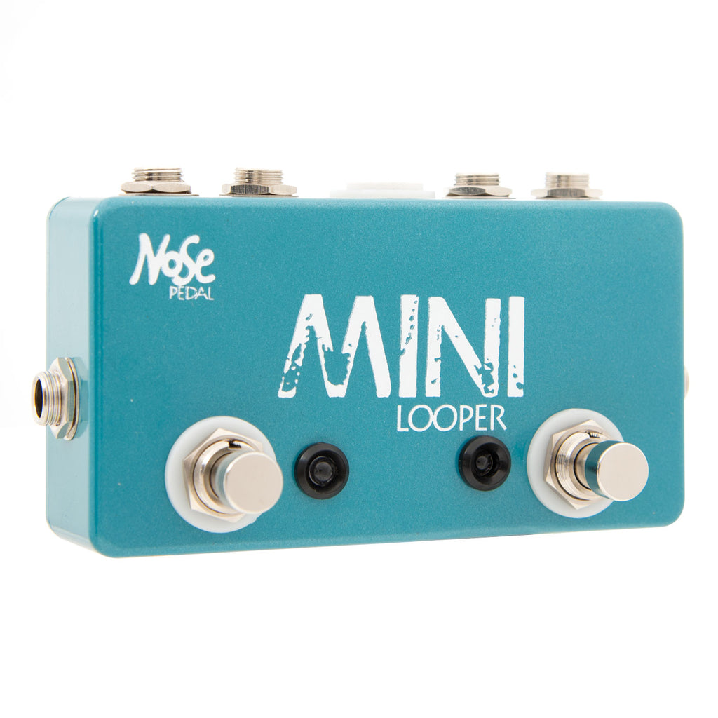 The Nose Mini True Bypass Loop Switcher (M2TBL)