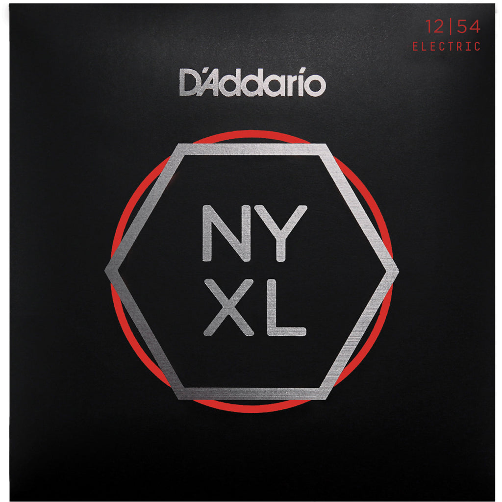 D'Addario NYXL1254 Nickel Wound Heavy 12-54 Electric Strings