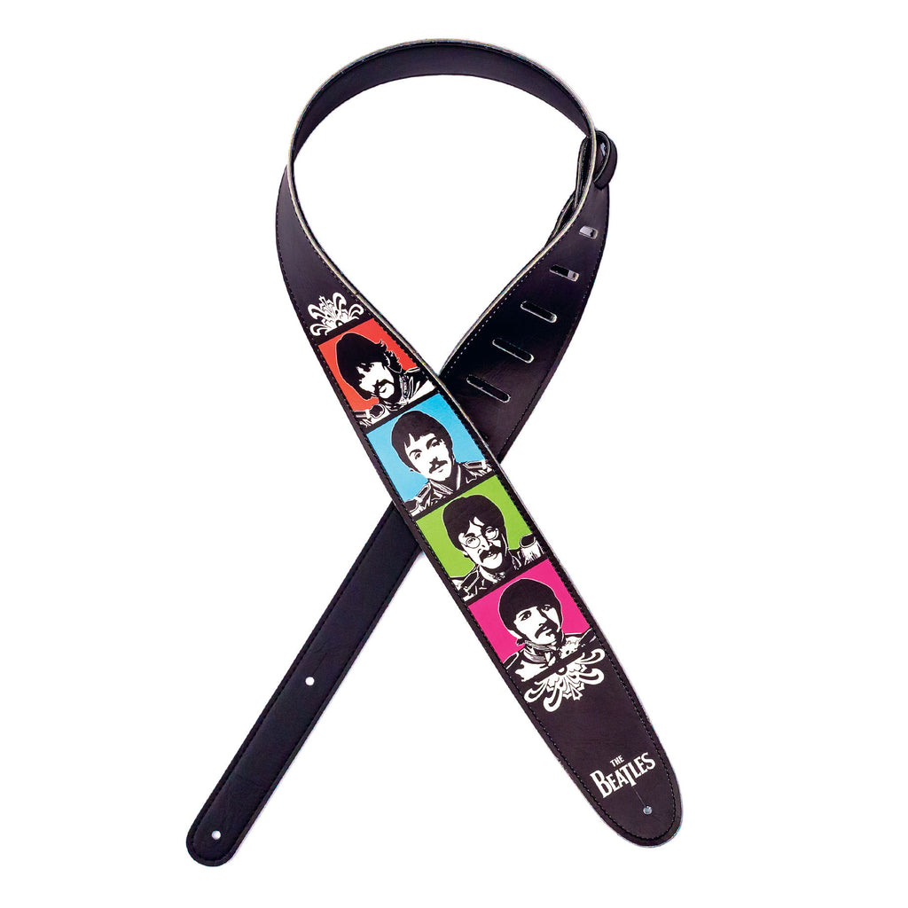 Sgt. Pepper's Lonely Hearts Club Band 50th Anniversary Guitar Strap (25LB09)