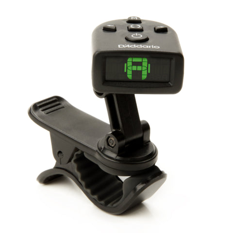 Planet Waves PW-CT-13 NS Universal Headstock Tuner for Guitar Bass & More