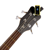 D'Addario PW-CT-17 Eclipse Chromatic Headstock Tuner (Yellow)