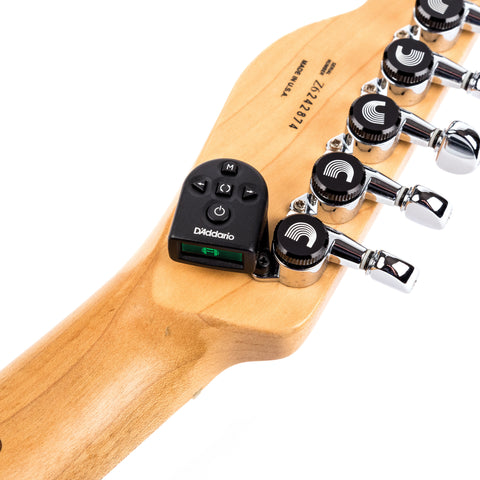 Planet Waves PW-CT-21 NS Micro Clip Free Headstock Tuner