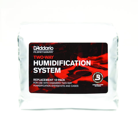 Planet Waves PW-HPRP-12 Two-Way Humidification Replacement 12-Pack