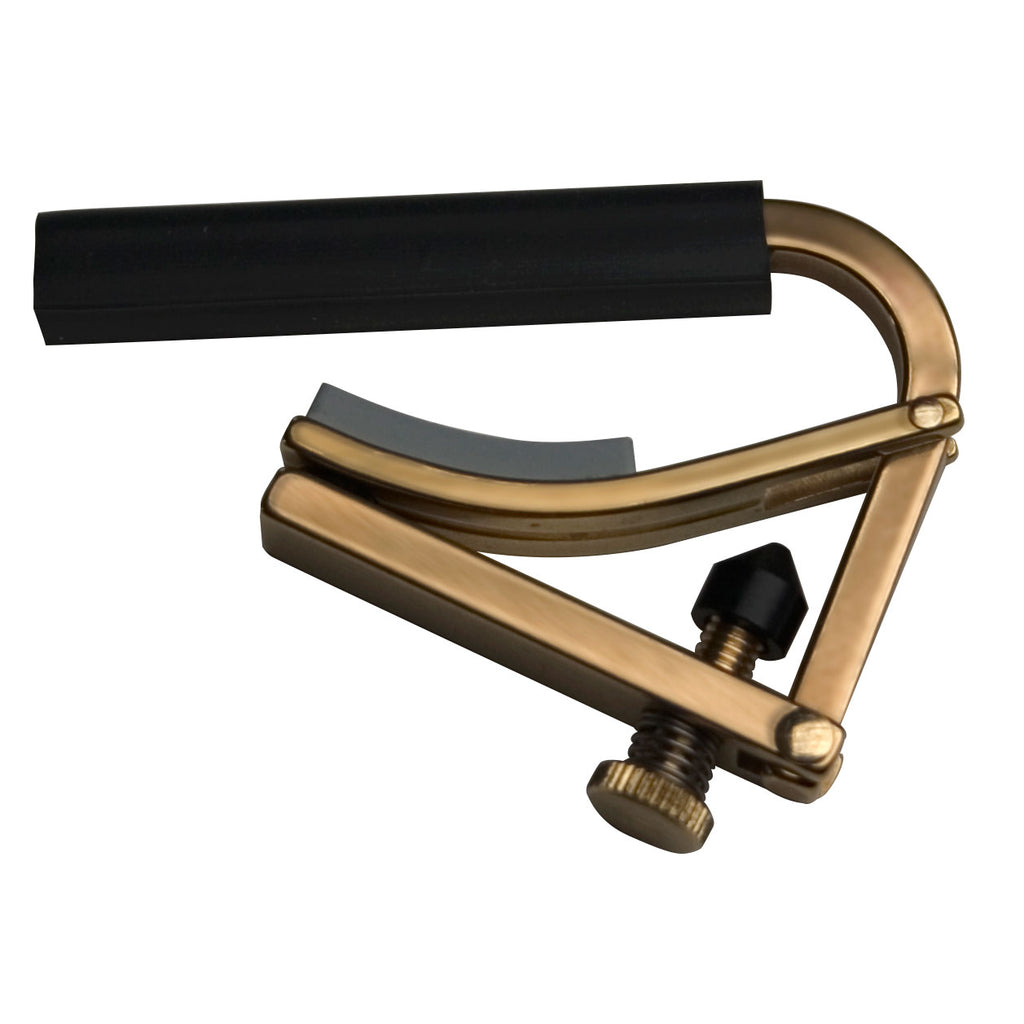 Shubb C2B Standard Brass Capo For Nylon String Guitar