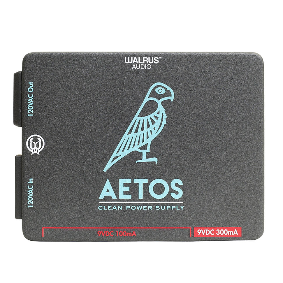 Walrus Audio Aetos 120v 8 Outlet Pedal Clean Power Supply