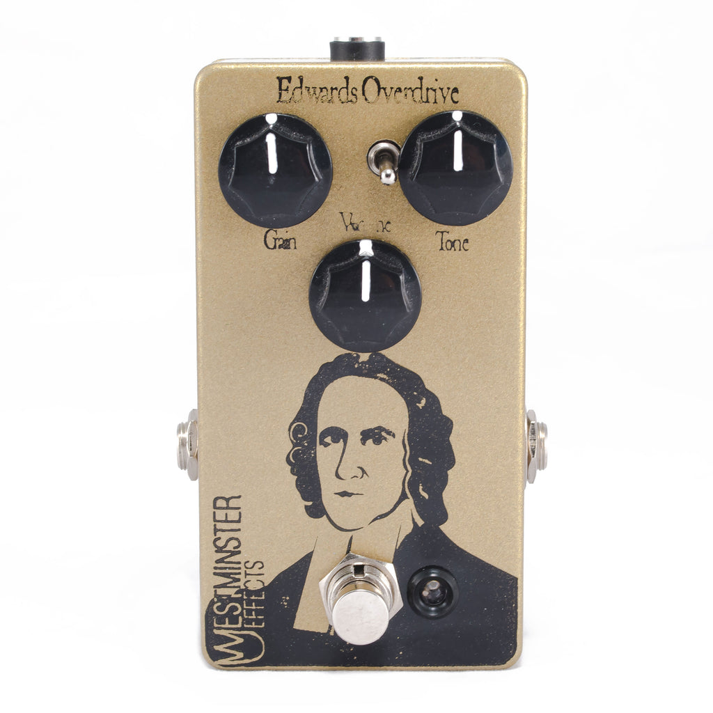 Westminster EFX Edwards Overdrive - Clean Boost to Angry Overdrive