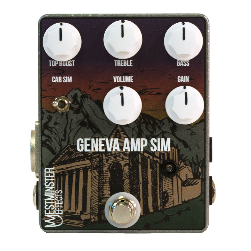 Westminster Effects Geneva Amp Sim