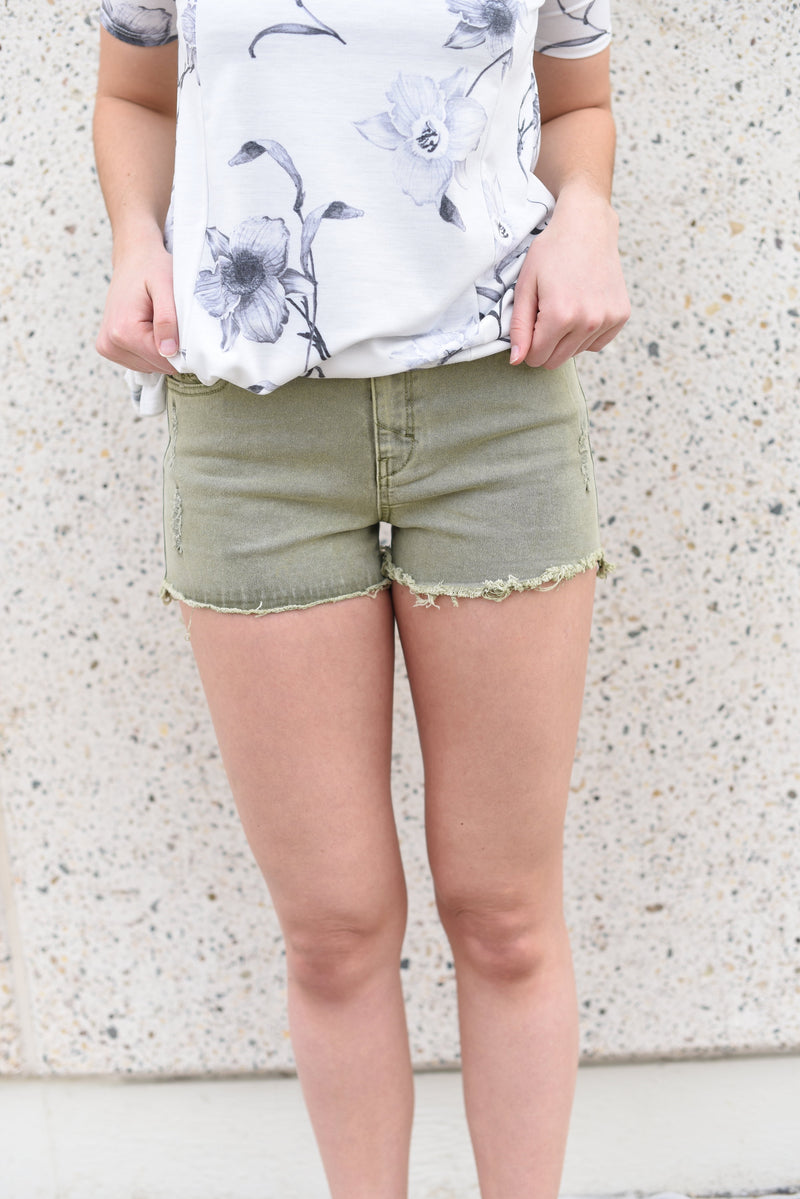Stella Camp Shorts