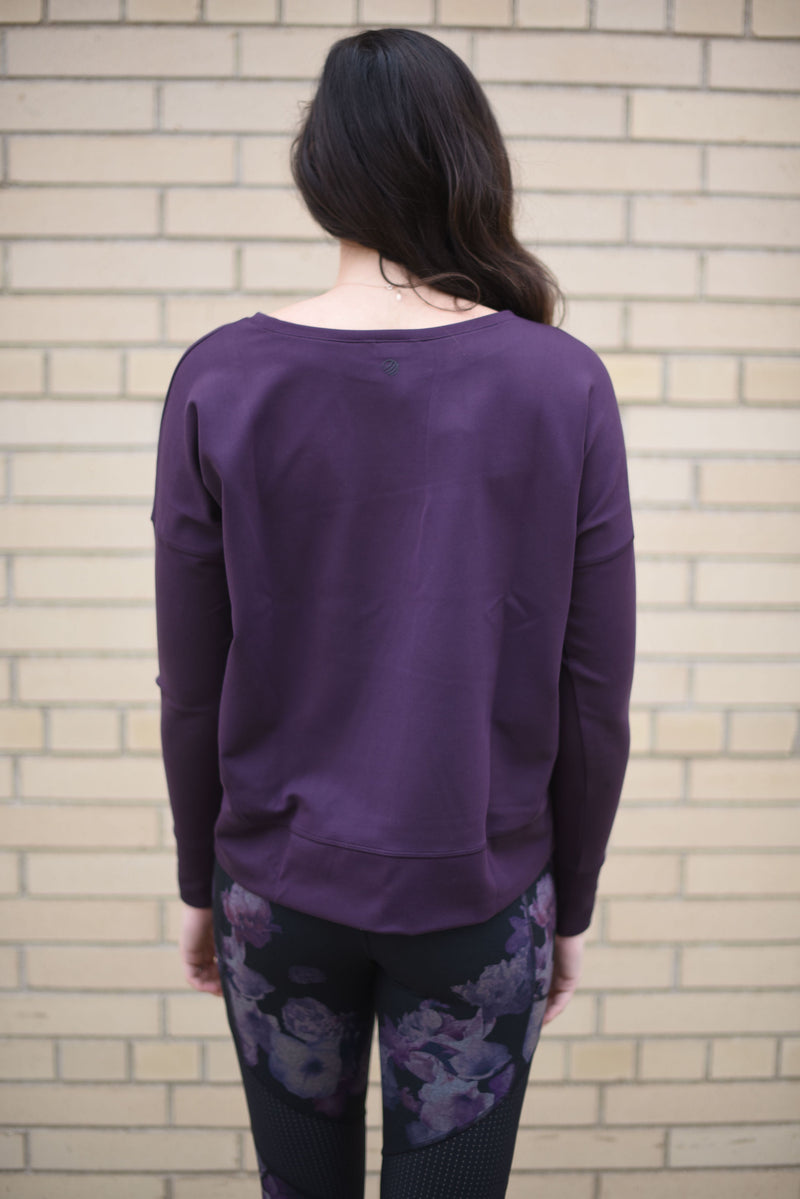 Esme Raisin Sweatshirt