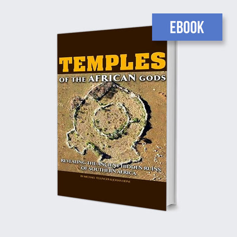 Temples of the African Gods – eBook