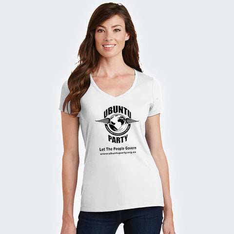 Ubuntu Party Special Promotion Women's – White