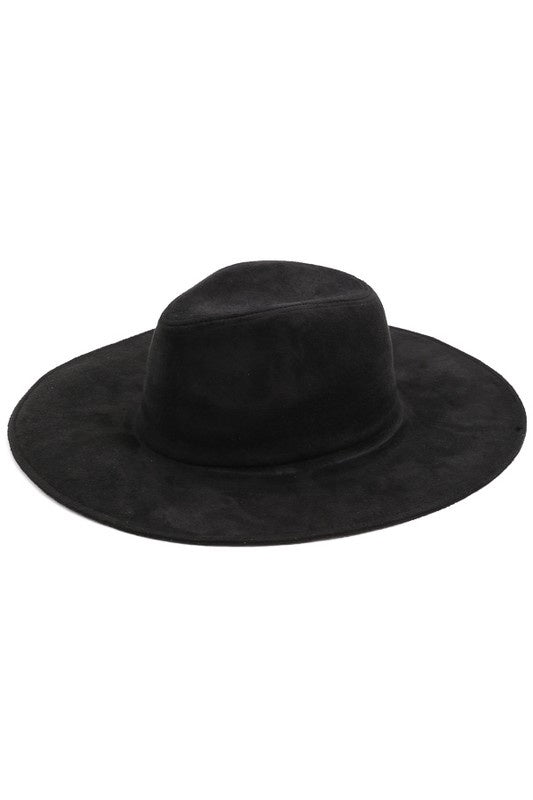 Huntlee Panama Hat - Black