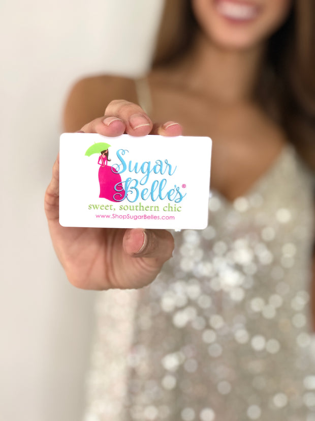 Boutique Gift Card
