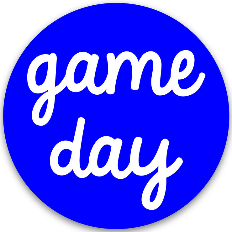 Gameday Button