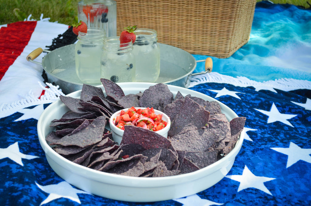 Vagabond Fourth of July Picnic Salsa