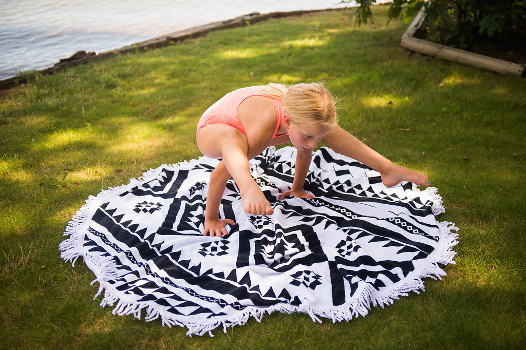 Shop Vagabond Round Towels