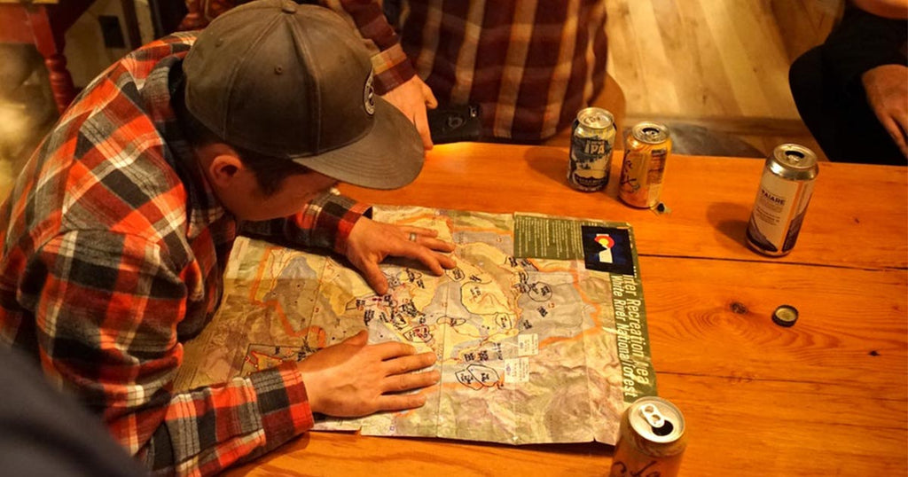 Get Outside: How To Plan A Backcountry Trip