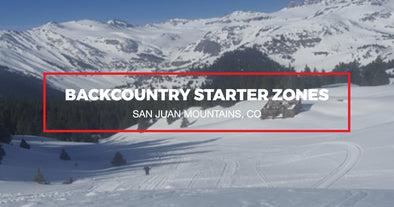 Backcountry Starter Zones: San Juan Mountains, Colorado