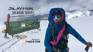 DENALI EXPEDITON #SlayAtHome Speaker Series