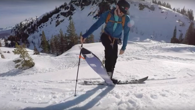 Saturday Split School: How to Kick Turn On Your Splitboard