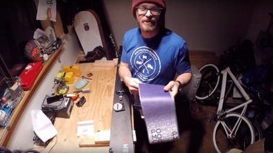 Saturday Split School: How to Trim Splitboard Skins