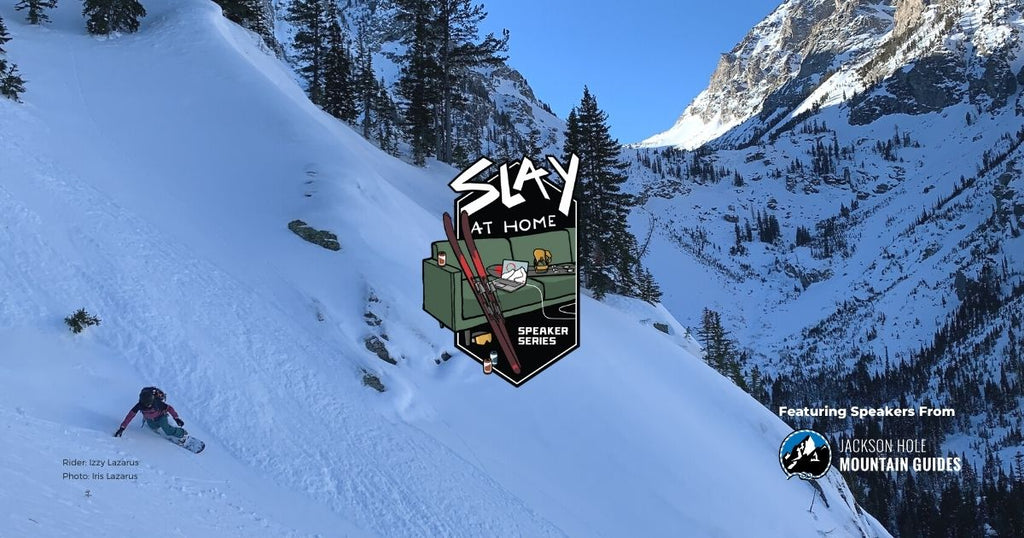 Episode 13: Backcountry Touring Zones In The Tetons