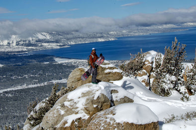 Backcountry Mission: Trimmer Peak with Brian Stenerson