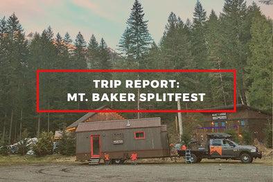 Trip Report: Mt. Baker Splitfest - A Pilgrimage to the Powder Holy Land