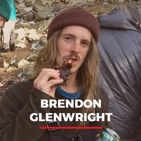 Brendon Glenwright Weston Logger