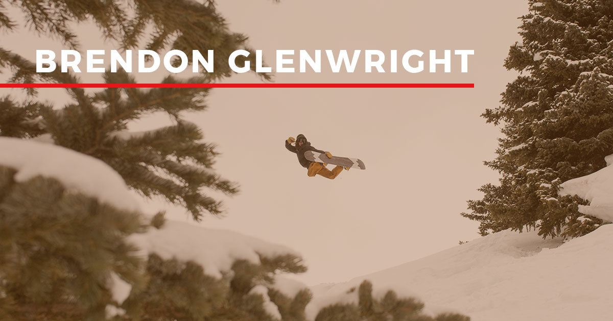 Brendon Glenwright Weston Snowboards Logger