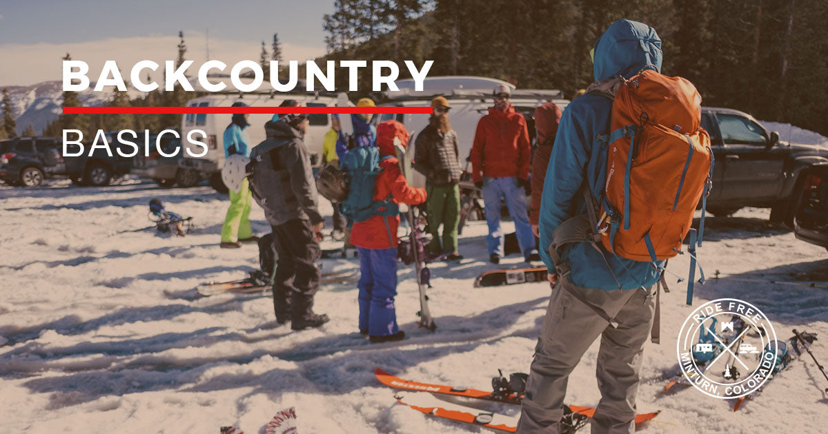 Backcountry Snowboarding Basics Hero Image