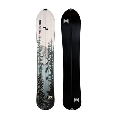 Backwoods Splitboard - 18/19