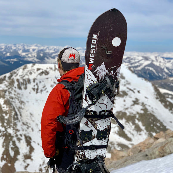Backwoods Splitboard - 19/20