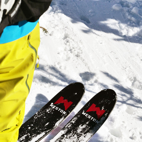 Black Belt Skis - 19/20