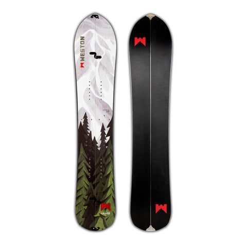 Backwoods Splitboard - 20/21
