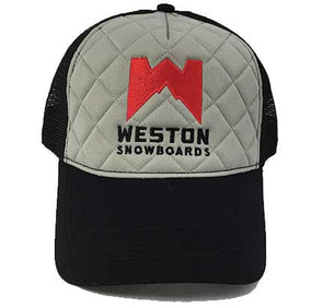 Weston Quilted Trucker