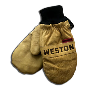 Hero Hands Full Leather Mitt