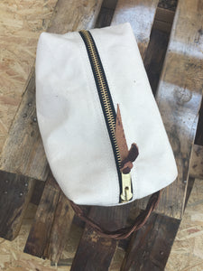 Buckaroo Canvas Travel Bag