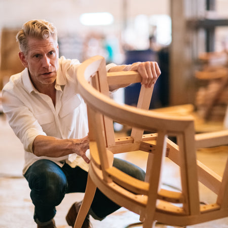 Duncan Hughes for Dowel: Behind the Scenes